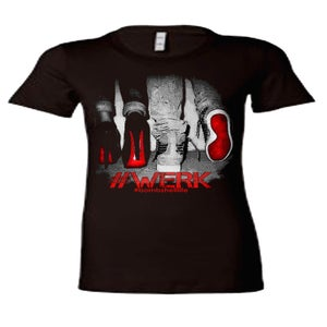 Image of LADIES WERK II Tee