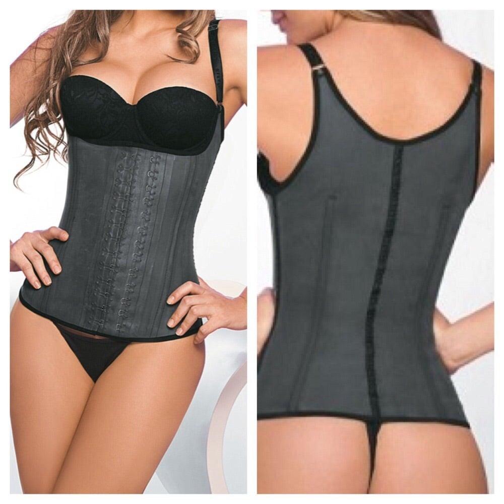 Image of Fierce adjustable strap vest $75