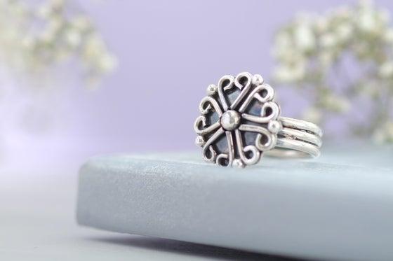 Image of Celtic Heart Ring