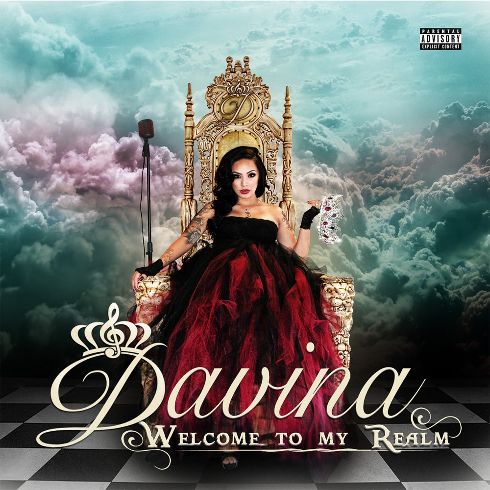 """Image of """"Welcome To My Realm"""" CD (Album #5)"""