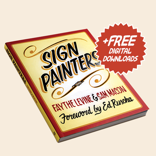 Image of Sign Painters The Book (+ Digital Downloads)
