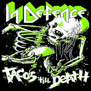 Image of TACOS TIL' DEATH T-SHIRT