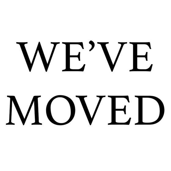 Image of We've Moved