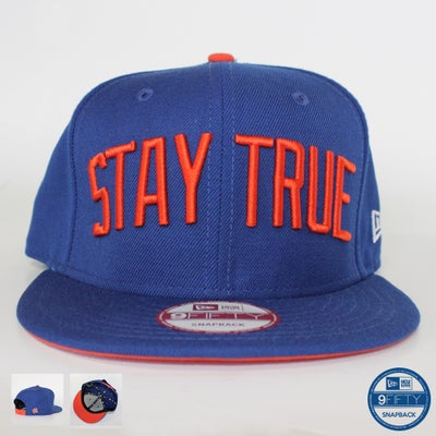 Image of STAY TRUE New Era Snapback