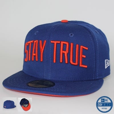 Image of STAY TRUE New Era Fitted