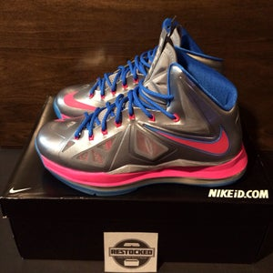Image of Preowned Nike Lebron 10 ID