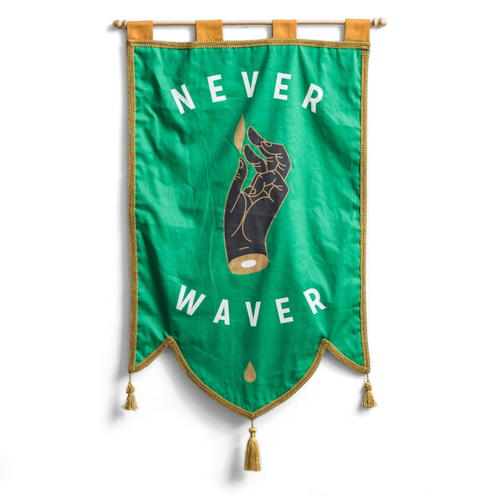 Image of Never Waver