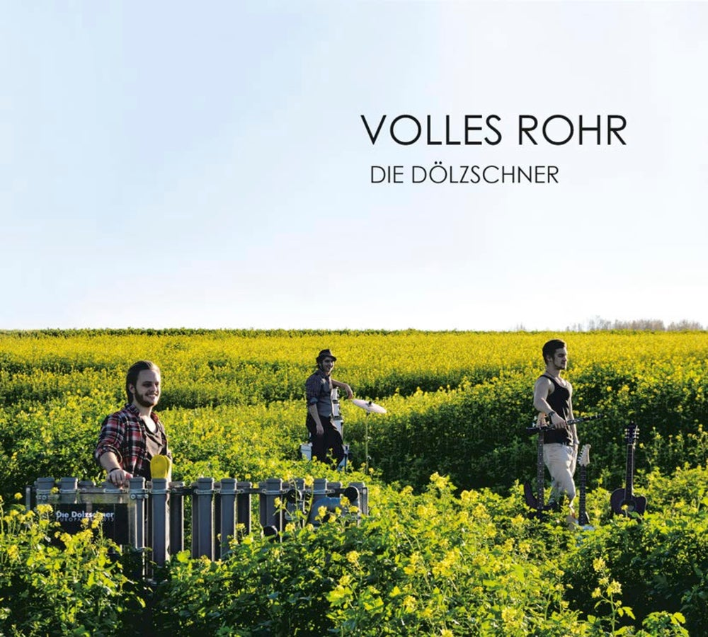 "Image of CD ""Volles Rohr"""