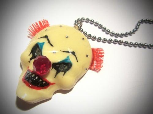 Image of Evil Clown Pendant
