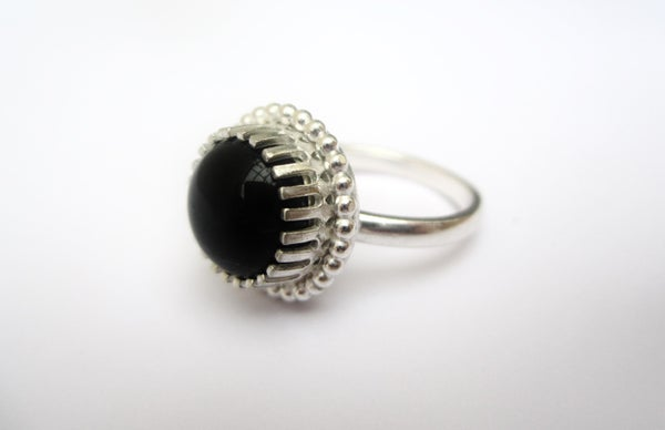Image of Onyx Ring