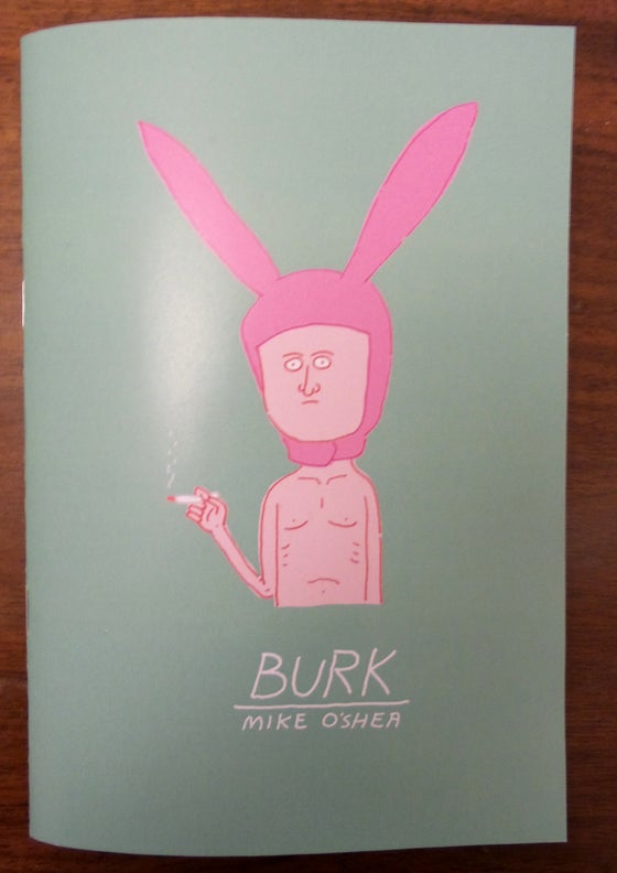 Image of BURK Zine