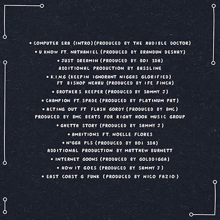 Image of Computer Era Deluxe CD (Explicit)