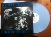 """Image of NIGHT FEVER - New blood  12"""" E.P."""