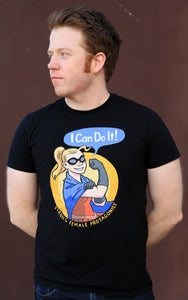 "Image of ""I Can Do It!"" Men's T-Shirt"