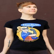 "Image of ""I Can Do It!"" Women's T-Shirt"