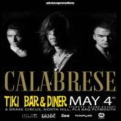 Image of CALABRESE @ Tiki Bar | 04/05/15