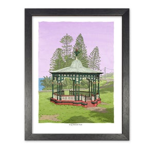 Image of King Edward Park Digital Print