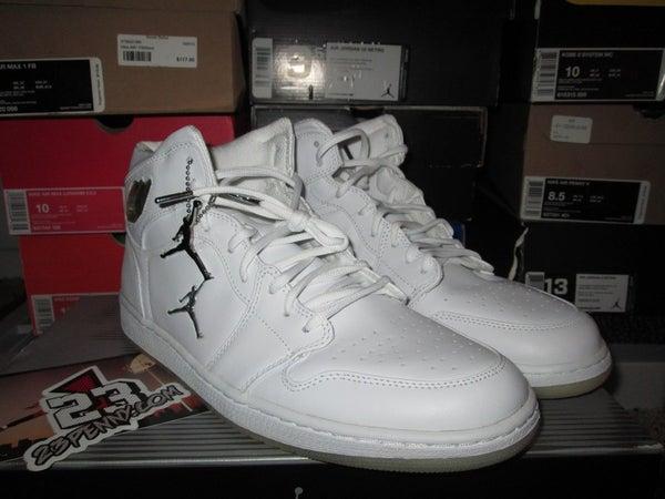 "Air Jordan I (1) Retro ""White/Metallic Silver"" - SIZE13ONLY by 23PENNY"