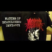 Image of Master of Scatological Deviancy Shirt