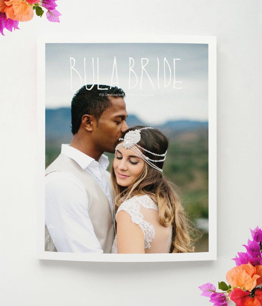 Image of Print Edition // Bula Bride Magazine –Issue #01