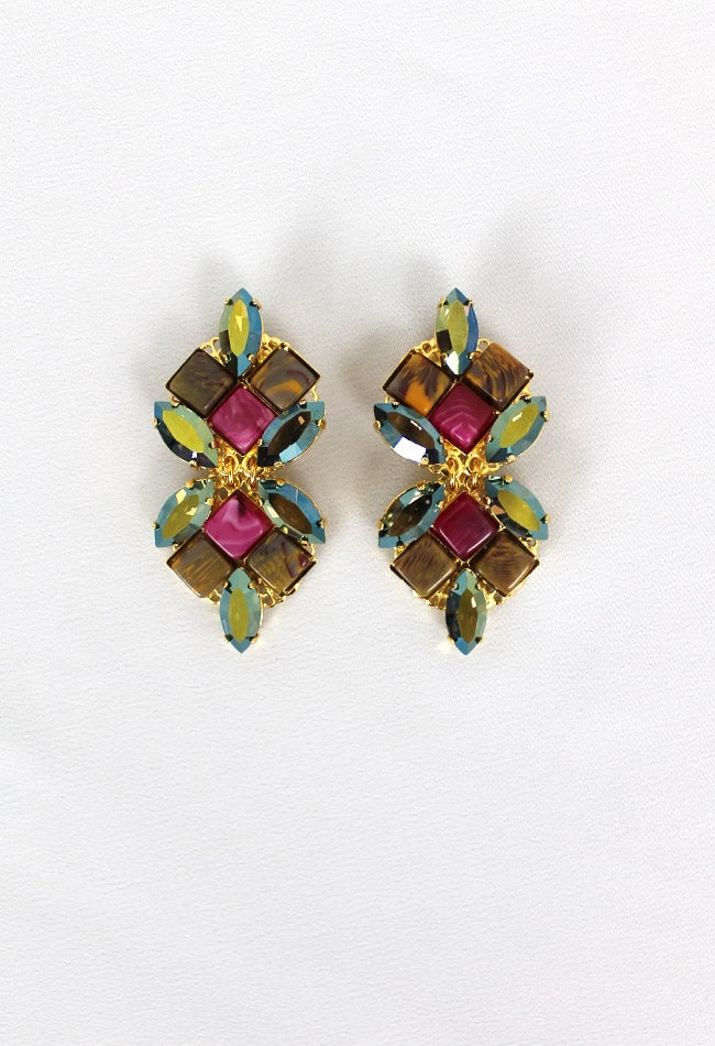 Image of OCRE EARRING
