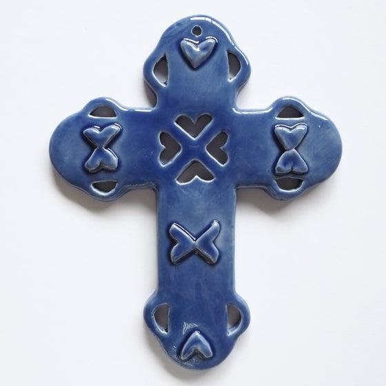 Image of Cross - Santorini
