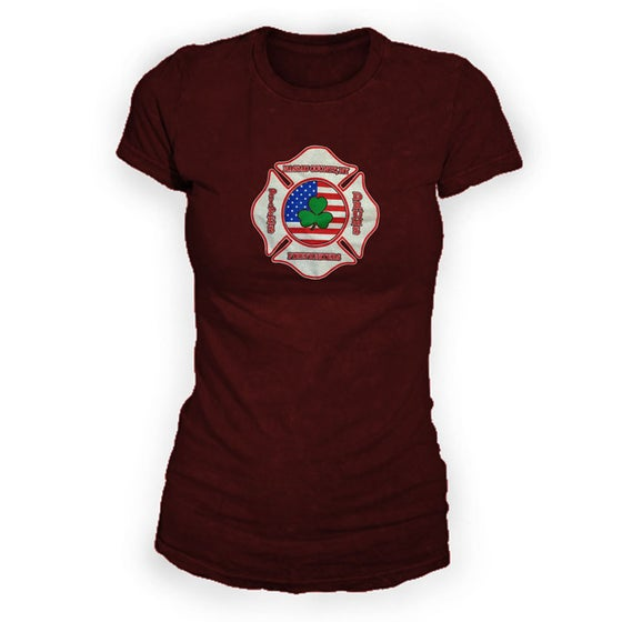 Image of Women's Maltese Cross T-Shirt