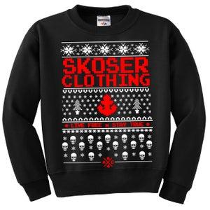 Image of Ugly Xmas Sweater BLACK