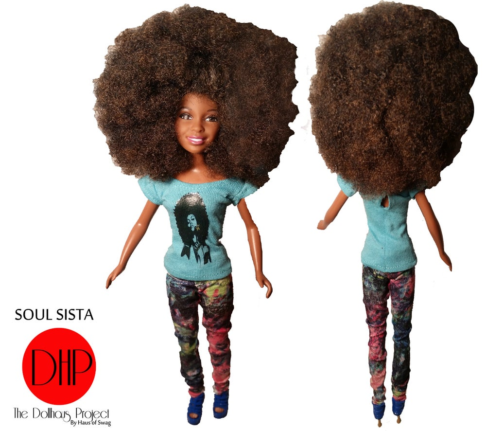 Image of Soul Sista Fashion Doll