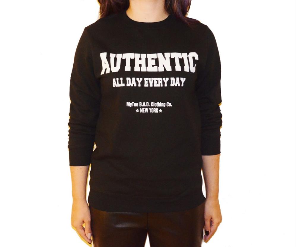 Image of Authentic Crew Sweatshirt