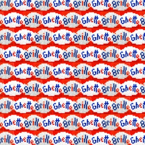 Image of Ghetto Brillo Scarf