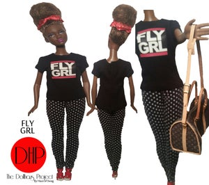 Image of FLY GRL fashion doll