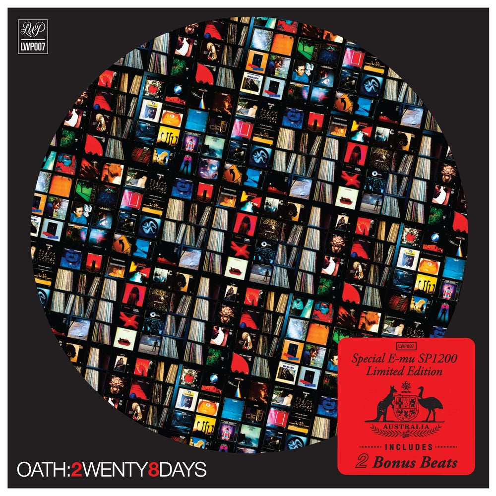 Image of LWP007: Oath - 2wenty8days