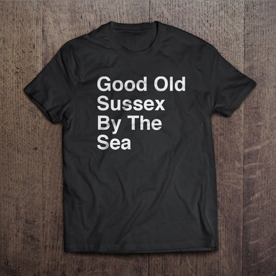 Image of Good Old Sussex Tshirt