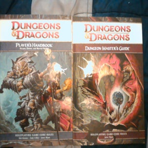 Image of Dungeons and Dragons Book Set