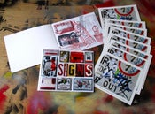 Image of SIGNS by stikman - limited edition with print