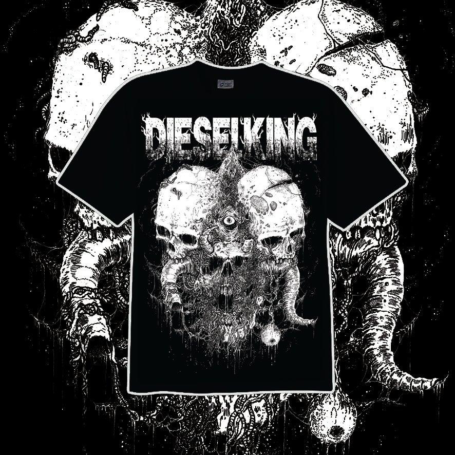 Image of '3 Skull' Shirt