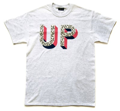 Image of 'Up t-shirt' by Archie Proudfoot