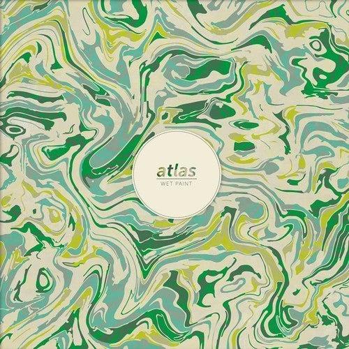 """Image of Atlas - 'Wet Paint' 12"""" Vinyl"""