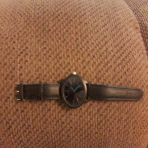 Image of Unidentified Watch by Japanese Movement Accutime Watch Corp