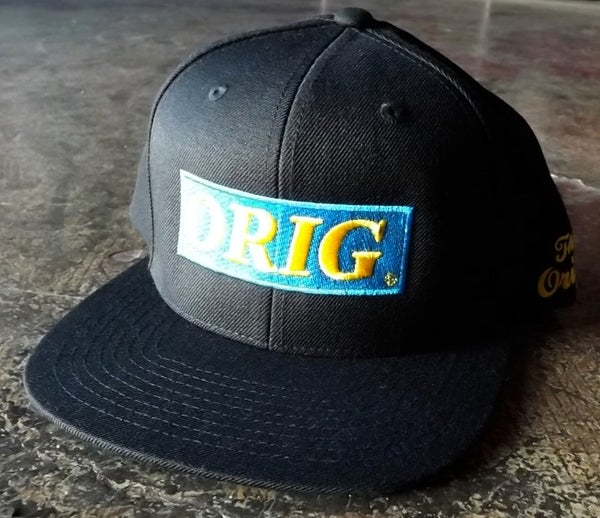 Image of ORIG SPRING BOX LOGO SNAP-BACK