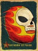 Image of El Fantasma En Fuego