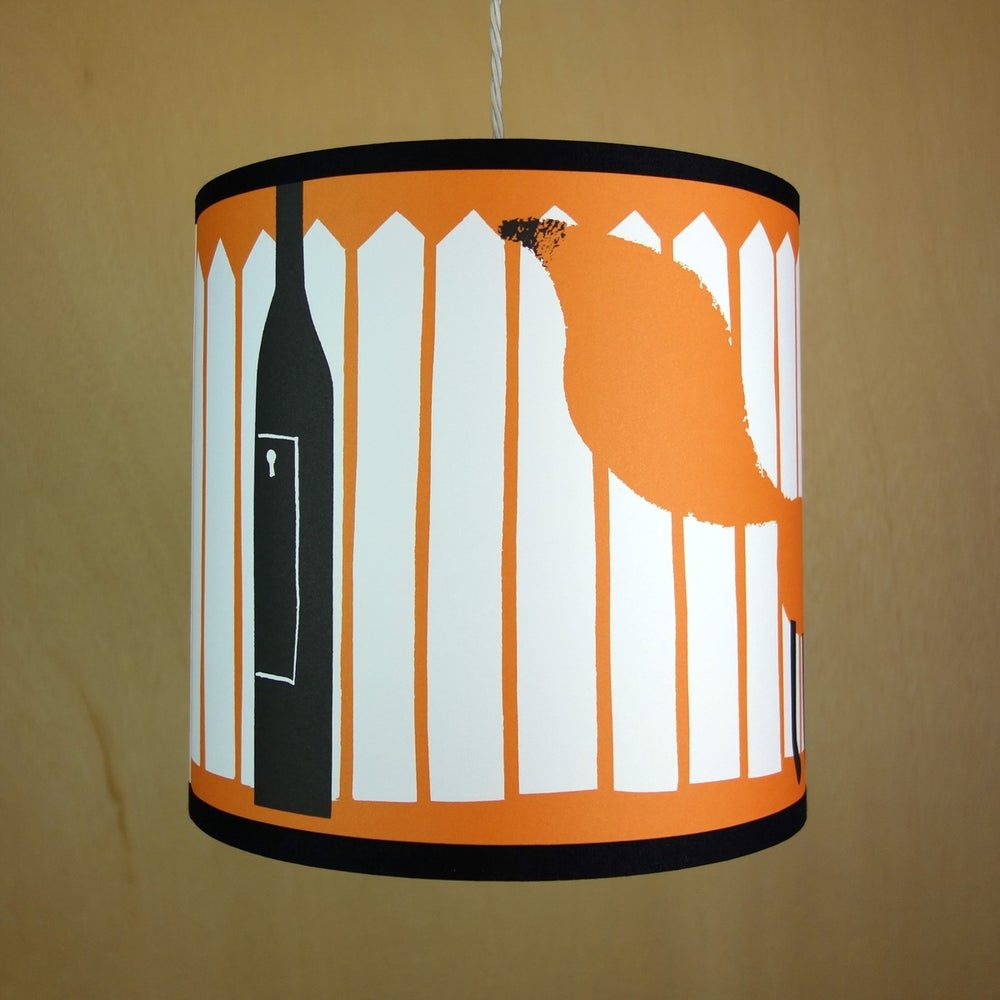 Image of Lampshade | Foxes