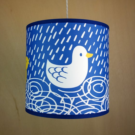 Image of Lampshade | Ducks