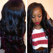 Image of 2-12 inch Malaysian body wave
