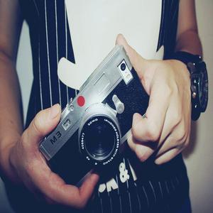 Image of Vintage Camera Case