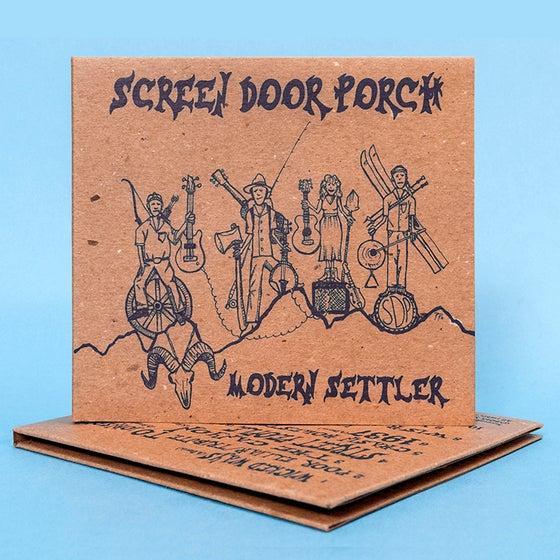Image of Modern Settler CD