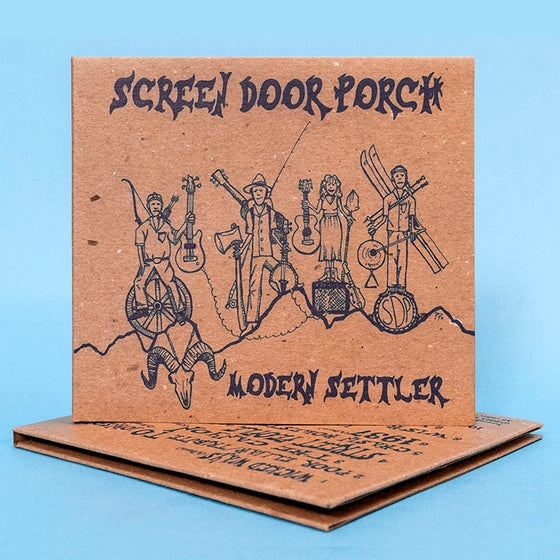 Image of Modern Settler CD