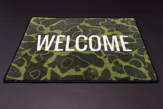 "Image of Distinct Life x Spilled ""Welcome Rug"""