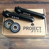 Image of Ruff Cycles 3 piece crank set